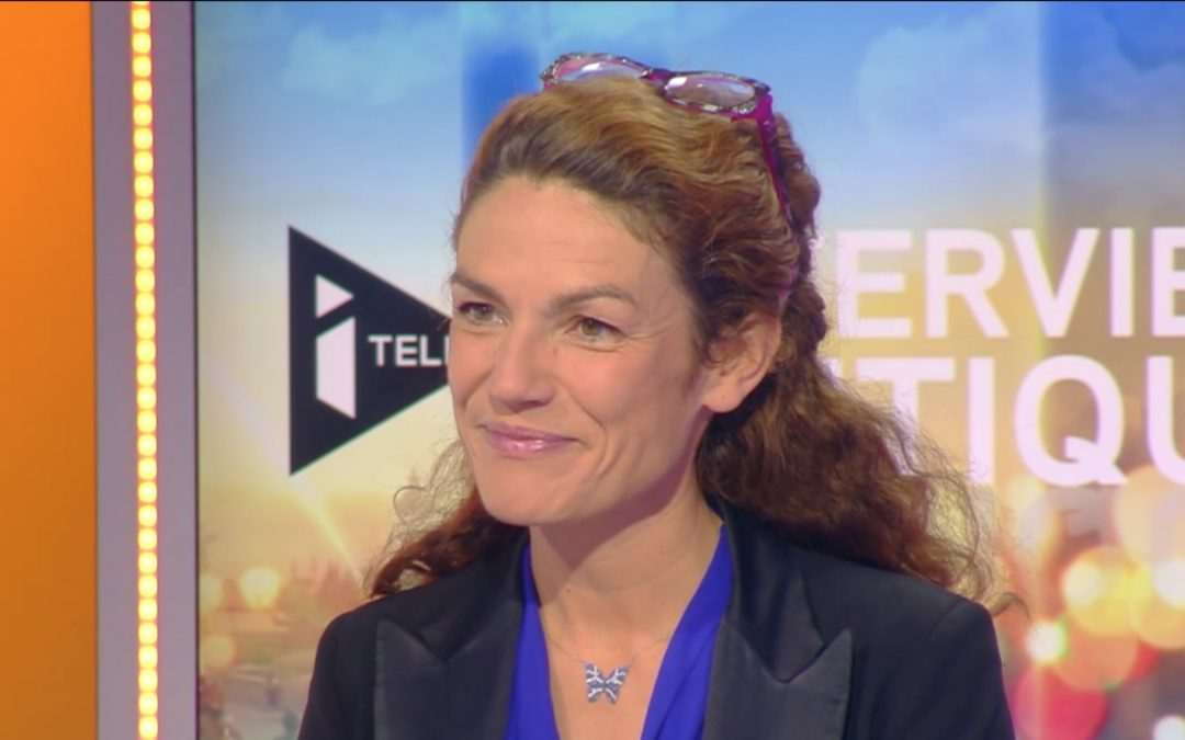 Chantal Jouanno invitée d'iTélé