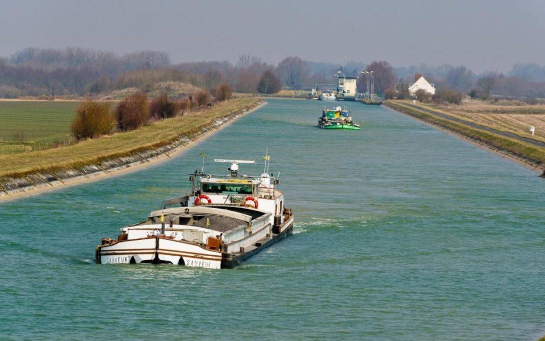Canal Seine-Nord Europe : appel au rassemblement pour la venue d'Emmanuel Macron !
