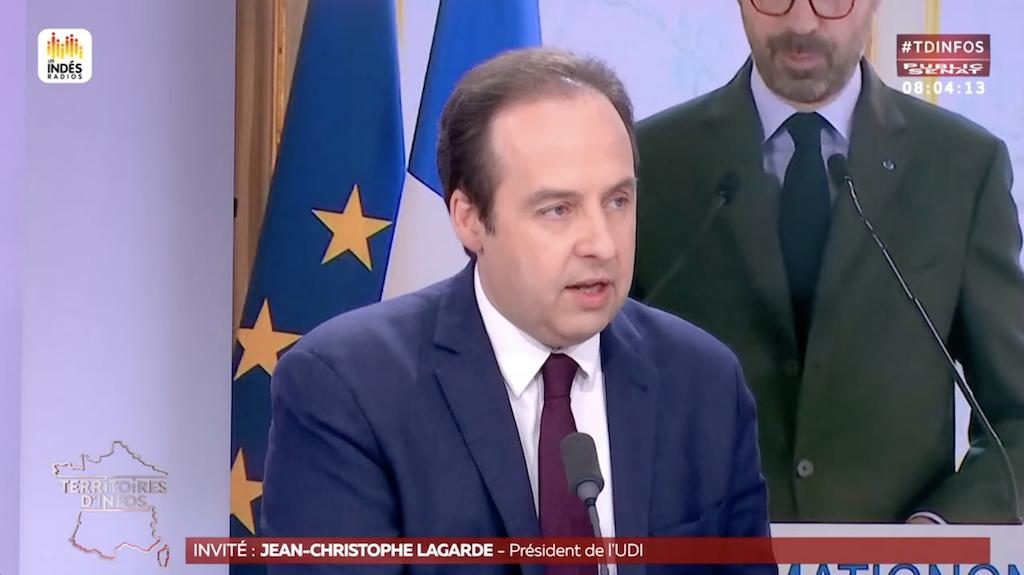 """""""Emmanuel Macron et sa majorité sont en train d'évoluer : ils commencent à être plus à l'écoute des autres forces politiques."""""""