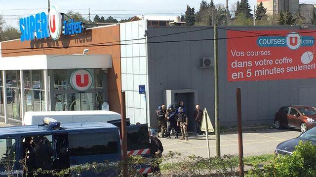 Attaques dans l'Aude : nous compatissons avec les familles et les proches des victimes, merci et bravo aux forces de l'ordre !