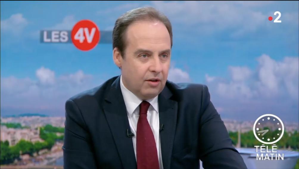 """""""La CGT ment en disant que la SNCF va être privatisée. C'est une grève contre un fantasme !"""""""