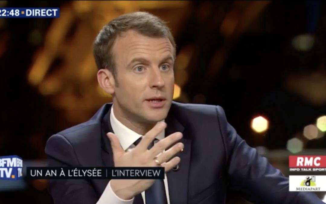 Le chemin des réformes sur lequel la France s'est engagée doit être poursuivi.
