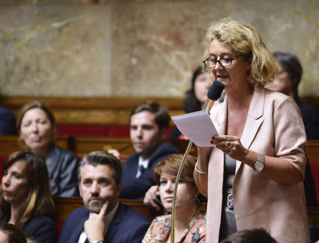 Projet de loi sur les violences sexuelles : communiqué de Sophie Auconie