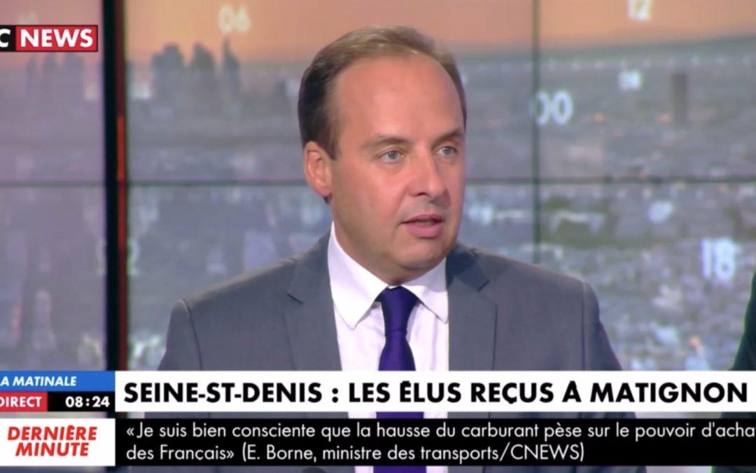 La Seine-Saint-Denis aspire au respect de la promesse républicaine