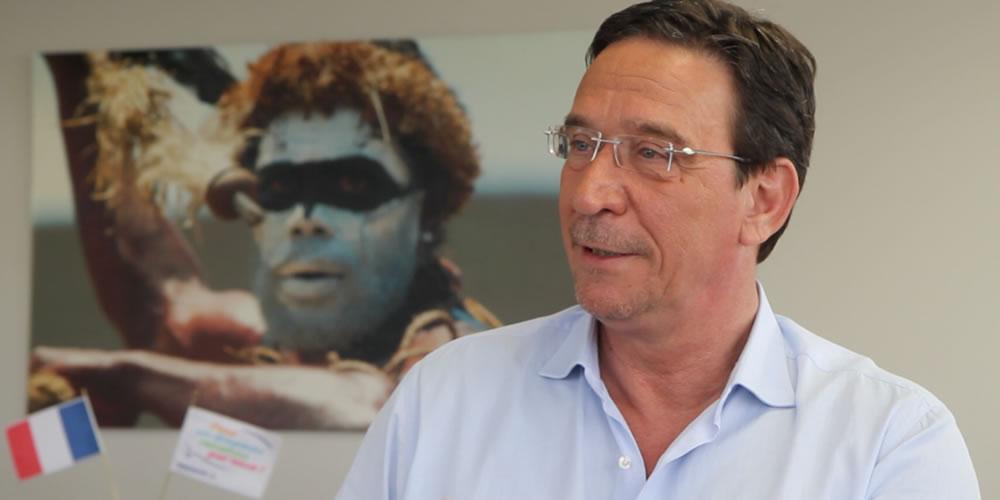 Philippe Gomès invité de La 1ère sur le référendum en Nouvelle-Calédonie.