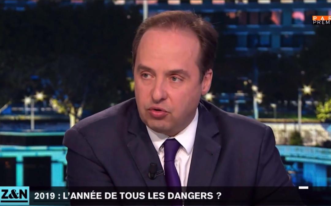 Ce sont les choix franco-français qui sont la cause de la crise actuelle. Ce n'est pas l'Europe !