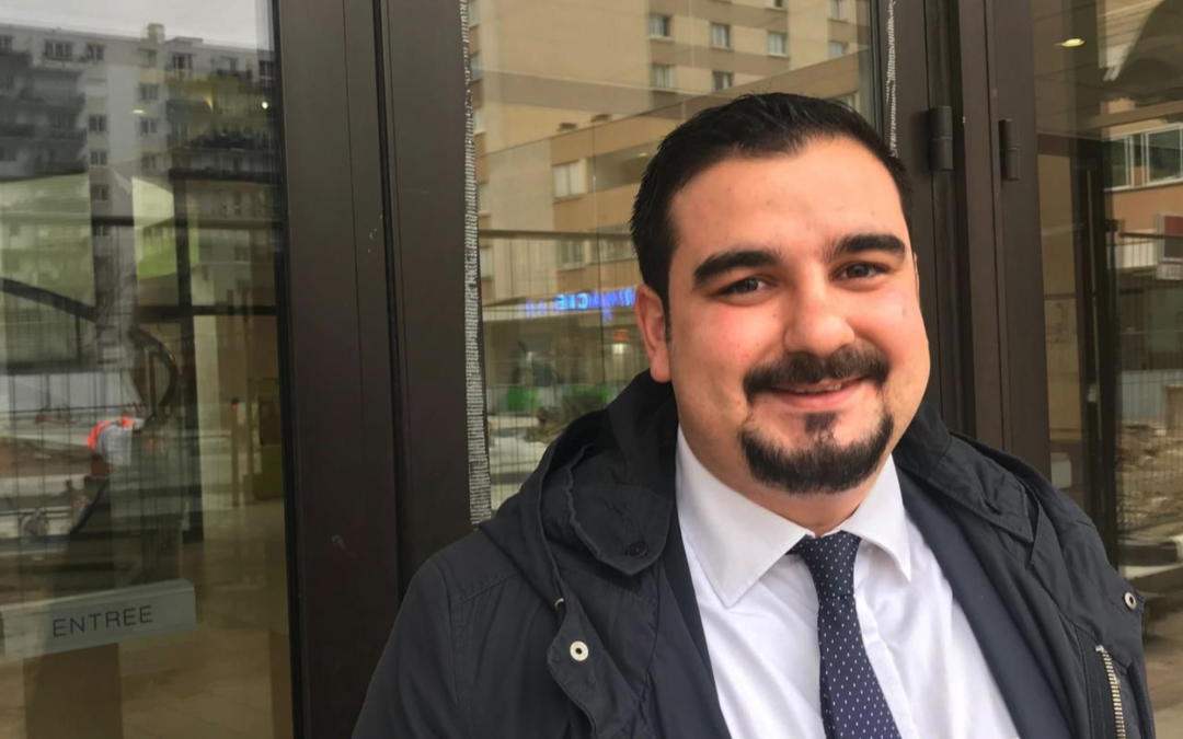 Garges-lès-Gonesse : pour 2020, le maire laisse le champ libre à Benoît Jimenez