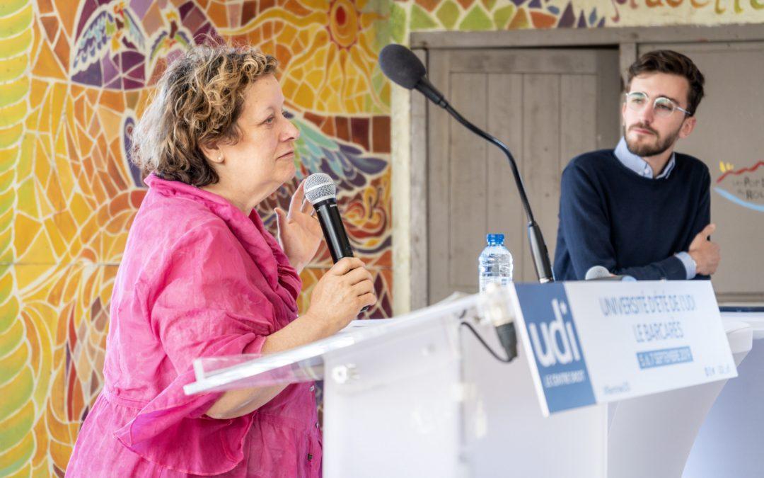 L'excellence du bilan environnemental de Brigitte Fouré à Amiens, plus grande Mairie UDI de France