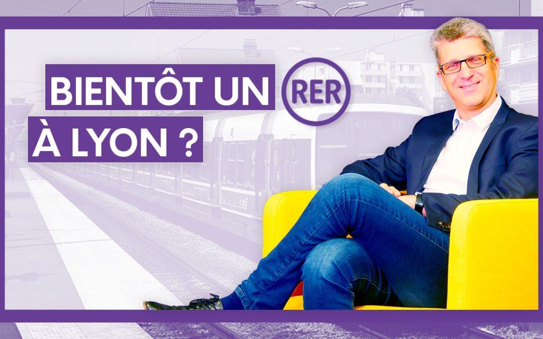 Bientôt un RER à Lyon ?