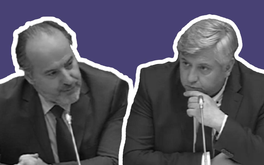 Fraude sociale : dès le 1er jour, l'UDI sonne la charge en Commission d'enquête