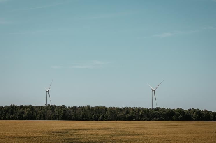 On ne sauvera pas la planète avec des éoliennes