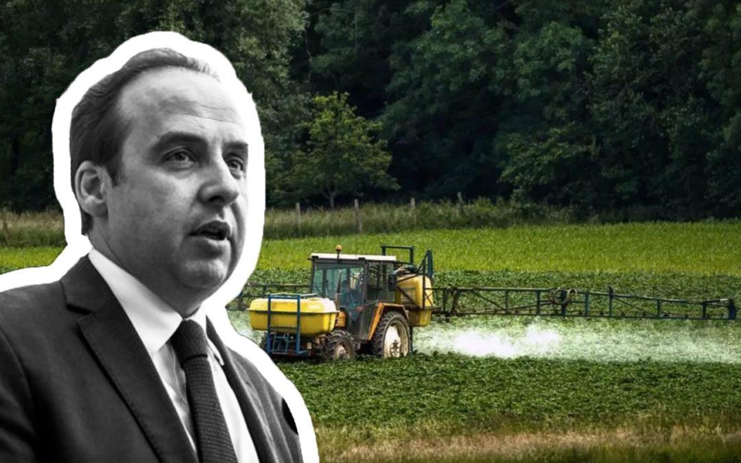 N'importons plus d'aliments traités avec des produits interdits en Europe.