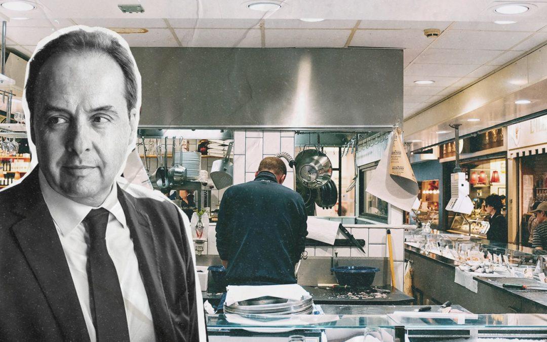 Les restaurants doivent rouvrir et sans verser de TVA : la proposition de Lagarde
