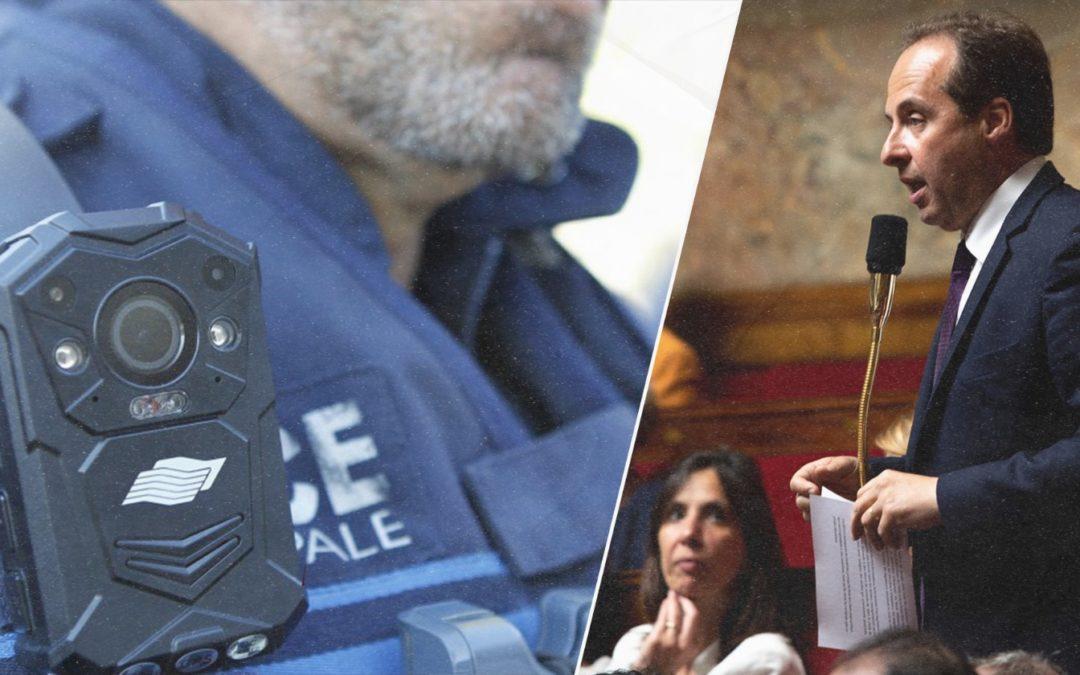 Une caméra à chaque interpellation : la proposition de l'UDI déposée à l'Assemblée Nationale