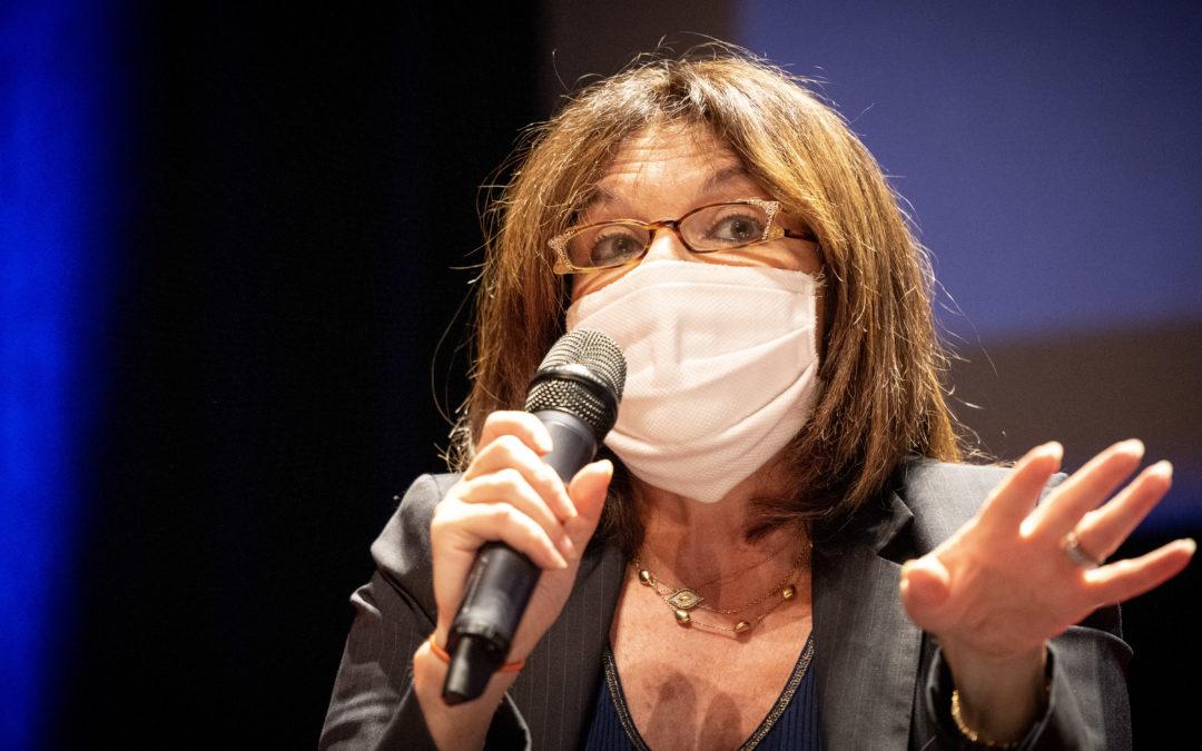 Nathalie Goulet (UDI) dépose une proposition de loi pour que la Normandie gère la Santé