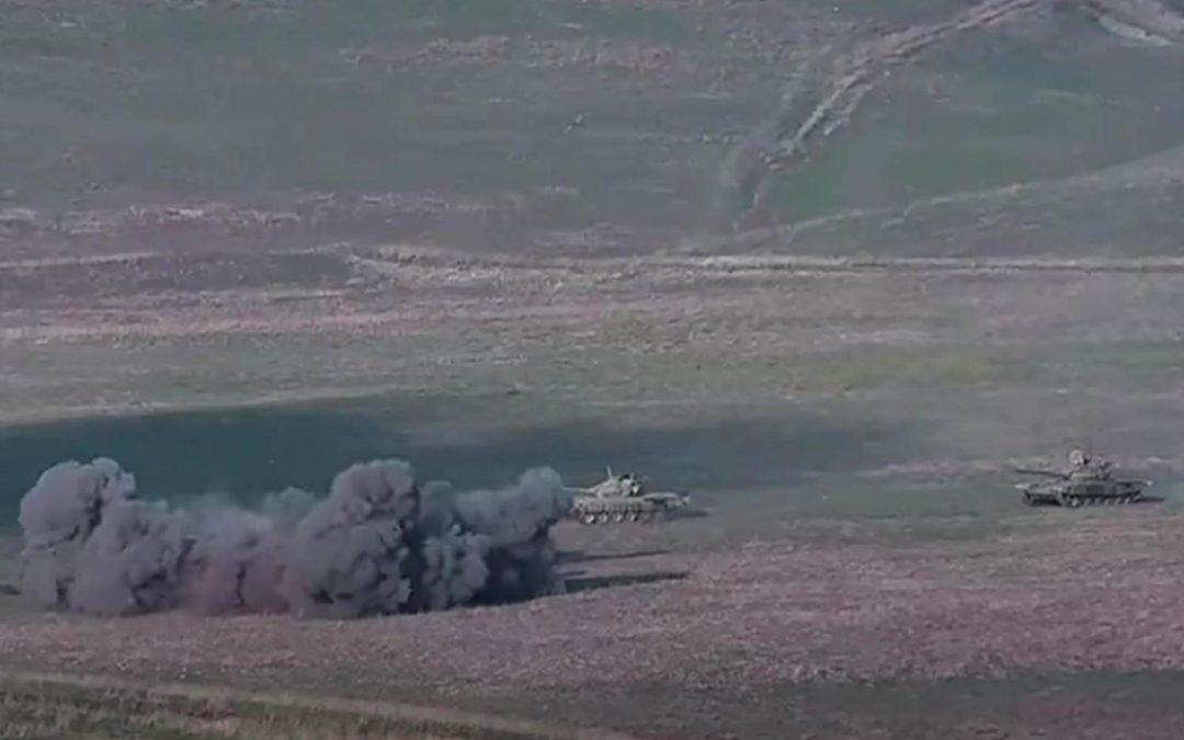 L'UDI condamne l'offensive de l'Azerbaïdjan contre la République de l'Artsakh