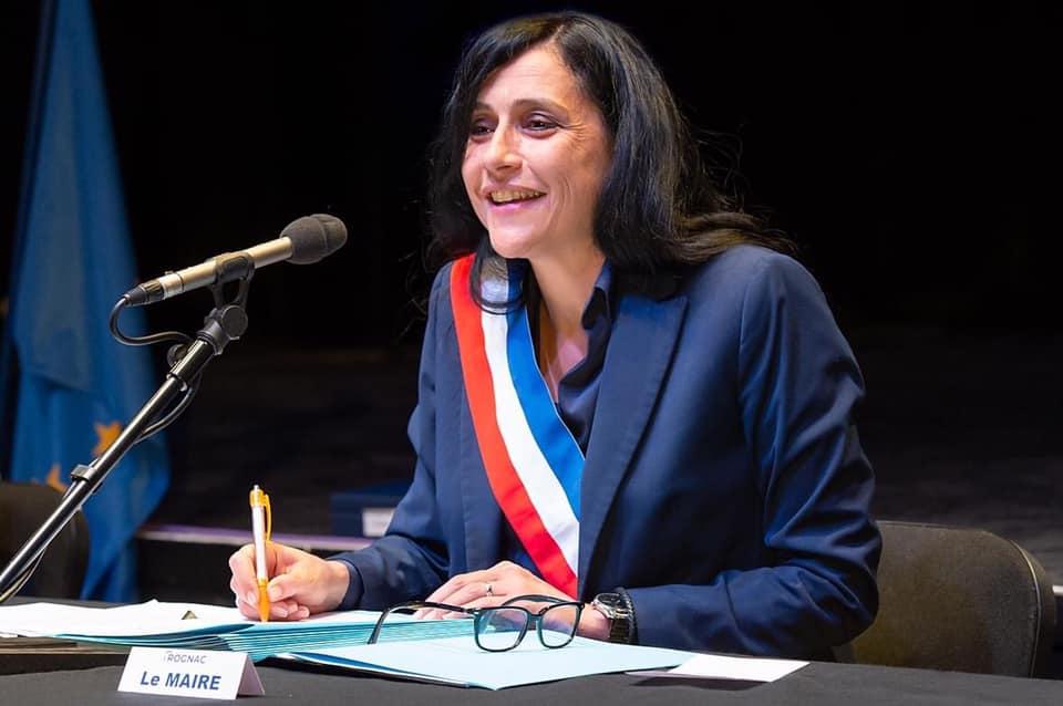 Sylvie Miceli-Houdais élue maire de Rognac