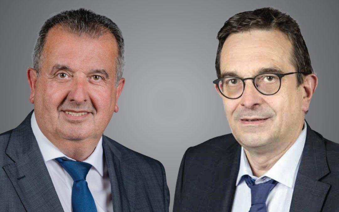 Deux nouveaux maires UDI dans le Val-de-Marne
