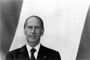 La famille politique qu'il a fédérée rend hommage au Président Valery Giscard d'Estaing